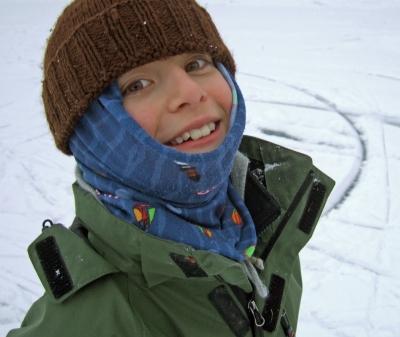 Winterjacke polyester fullung warm